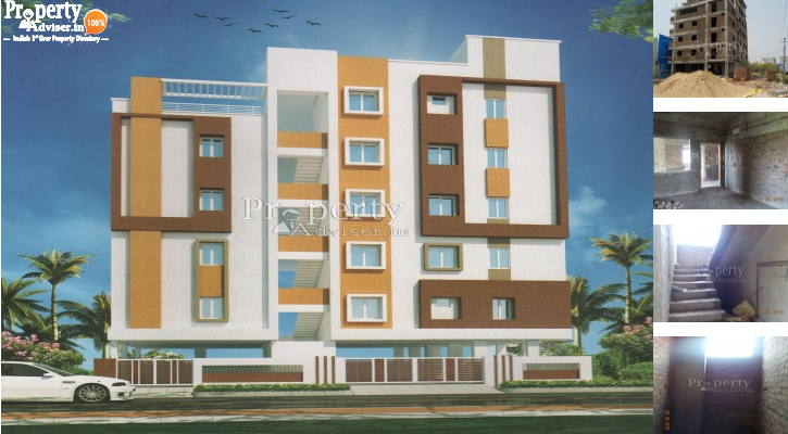 Platinum Pride Apartment in Miyapur - 2959