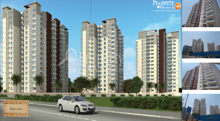 Prestige Ivy League Apartment Got a New update on 14-May-2019