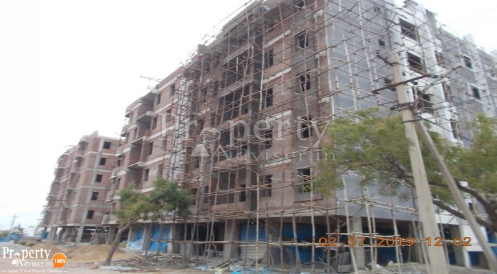 Pristine Constructions - 2 in Kondapur updated on 07-Jun-2019 with current status