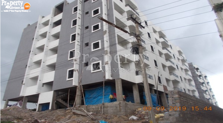 Pristine Constructions - 2 in Kondapur updated on 10-Sep-2019 with current status