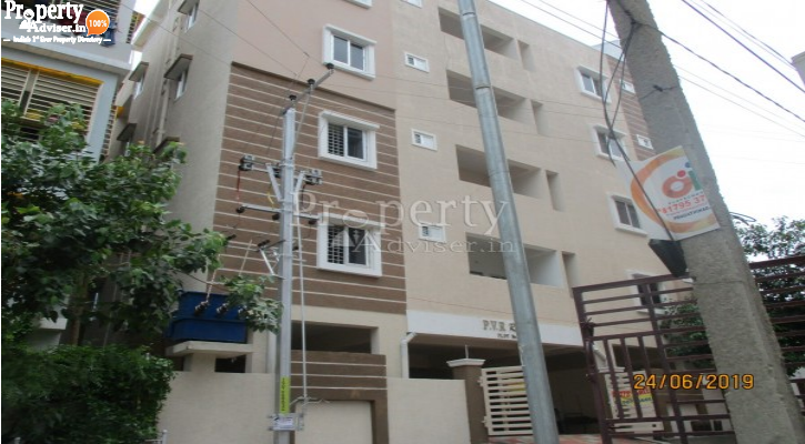 PVR Residency in Pragati Nagar updated on 24-May-2019 with current status