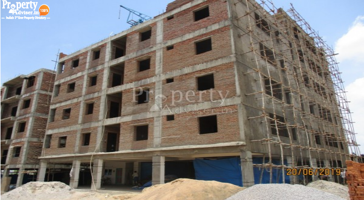 Raghavendra Residency Apartment Got a New update on 23-May-2019