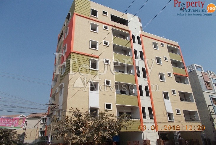 Rajendra Residency apartment at Hyderabad completed false ceiling for all rooms