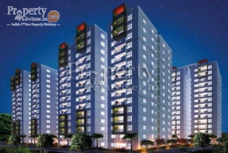 Ramky one Galaxia Phase-1 in Nallagandla updated on 20-Jul-2019 with current status