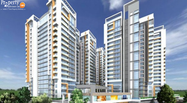 RDB Harmony in Lingampally updated on 04-Oct-2019 with current status
