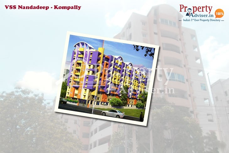 Flats for sale in kompally at Hyderabad