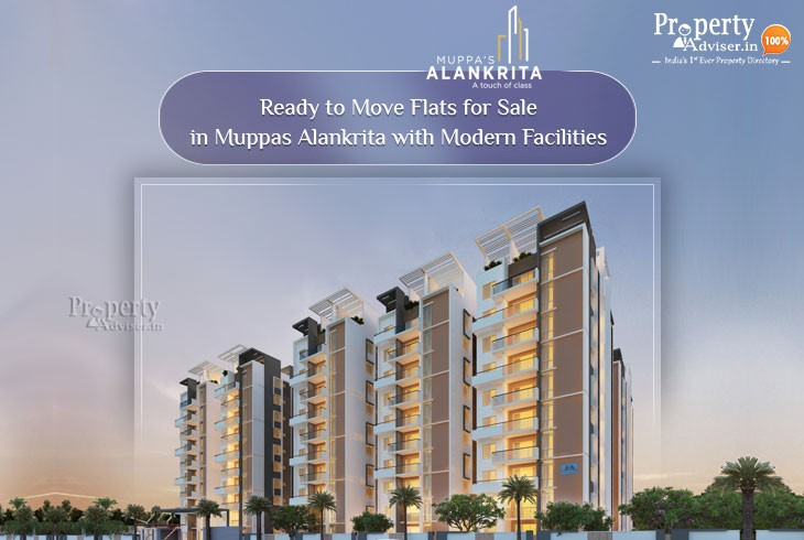 Ready to Move Flats for Sale in Muppas Alankrita with Modern Facilities
