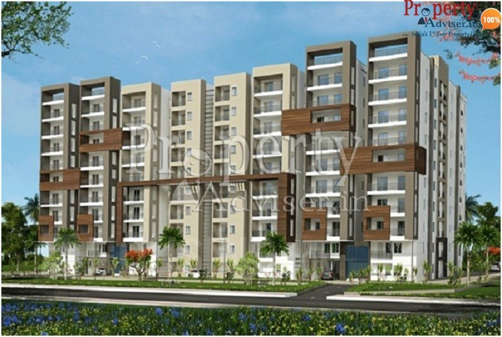 Residential Apartment at Attapur with luxurious Modern Amenities