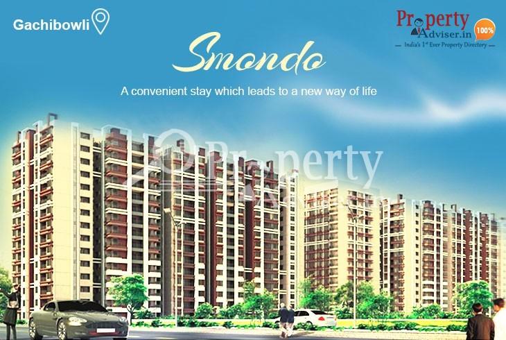 New Premium Residential Apartment for Sale at Gachibowli, Hyderabad