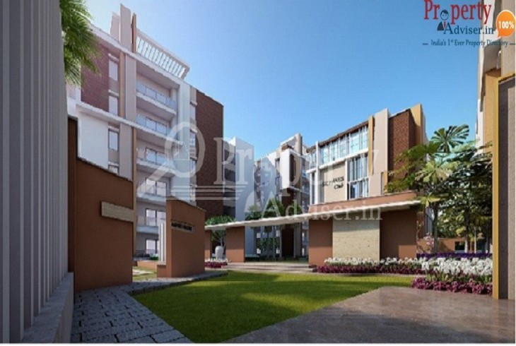 Buy Residential Apartment For Sale In Hyderabad  Hallmark Silvanus
