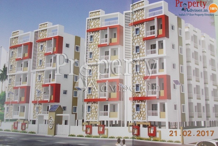 Flats for sale at residential apartment in Tirumalgiri Hyderabad