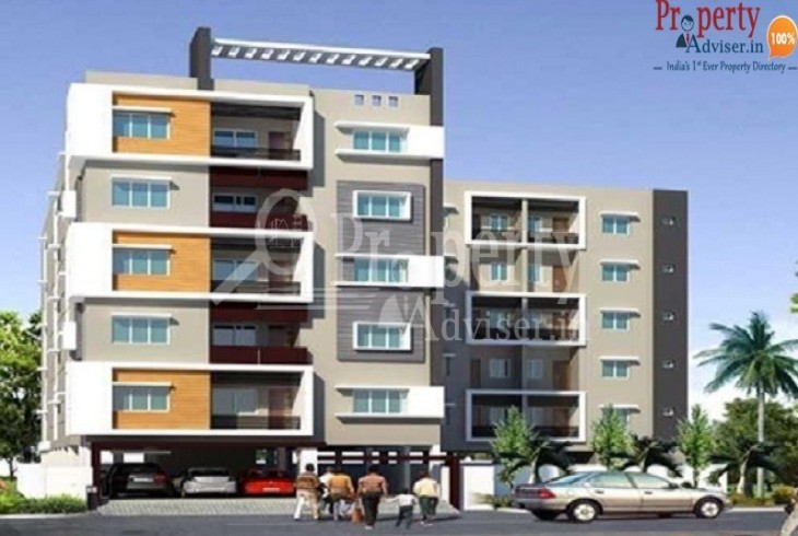 Buy Residential Apartment For Sale In Hyderabad Jaanvi Sri Residency