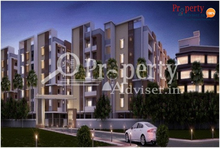 Elegantly Designed Residential Apartments for Sale in Nizampet