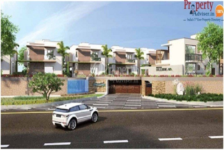 Buy Residential Villas For Sale In Hyderabad Northstar Hill Side