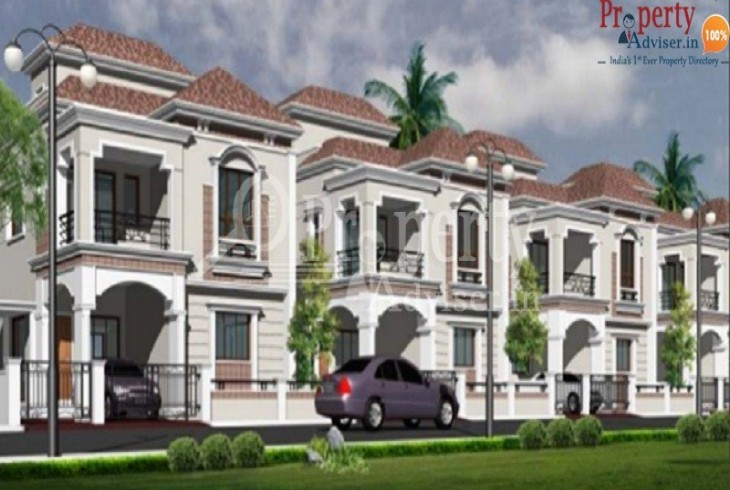 Buy Residential Villas For Sale In Hyderabad Spring Woods Mallampet