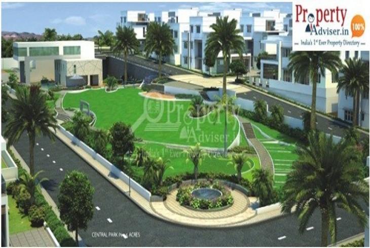 Buy Residential Villas For Sale In Hyderabad Cyprus Palms Kondapur