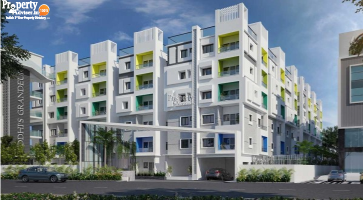 Riddhis Grandeur Block - B in Puppalaguda updated on 15-Jun-2019 with current status