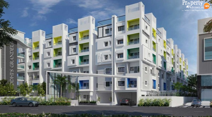 Riddhis Grandeur Block - A in Puppalaguda updated on 10-May-2019 with current status