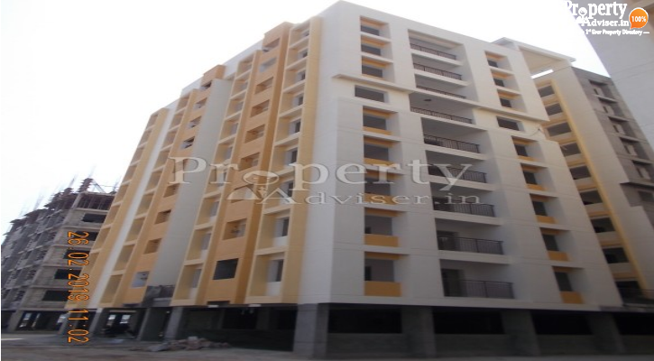 Ridge Towers Block C and D in Chinthal updated on 27-Apr-2019 with current status