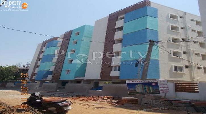 RNG Viswam Block B in Pragati Nagar updated on 24-Apr-2019 with current status