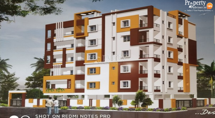 RS Towers in Chanda Nagar updated on 25-Apr-2019 with current status
