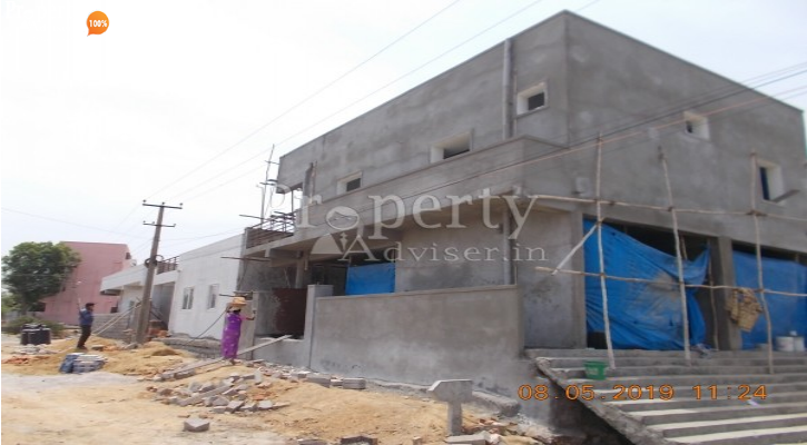 S R Residency in Ameenpur updated on 10-May-2019 with current status