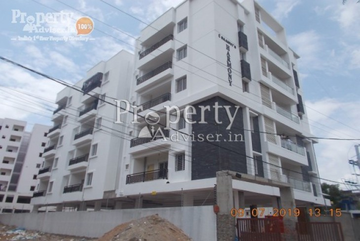 Saanvis Harmony Apartment for sale in Puppalaguda - 3087