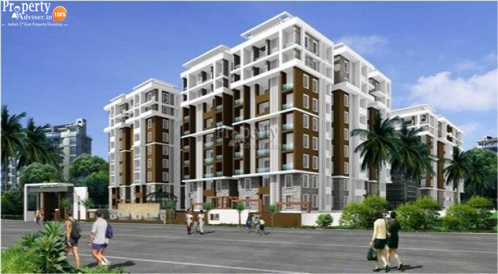 Saffron Sanathan Block A in Nallagandla updated on 08-Aug-2019 with current status