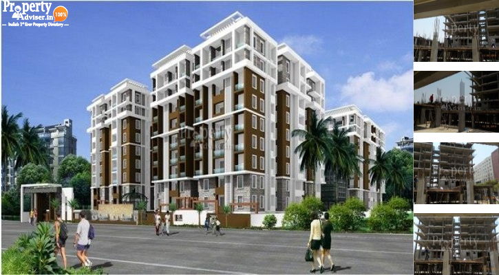 Saffron Sanathan Block A in Nallagandla updated on 14-May-2019 with current status