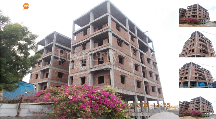 Sai Anusha Residency -2 in Kukatpally updated on 11-Jun-2019 with current status