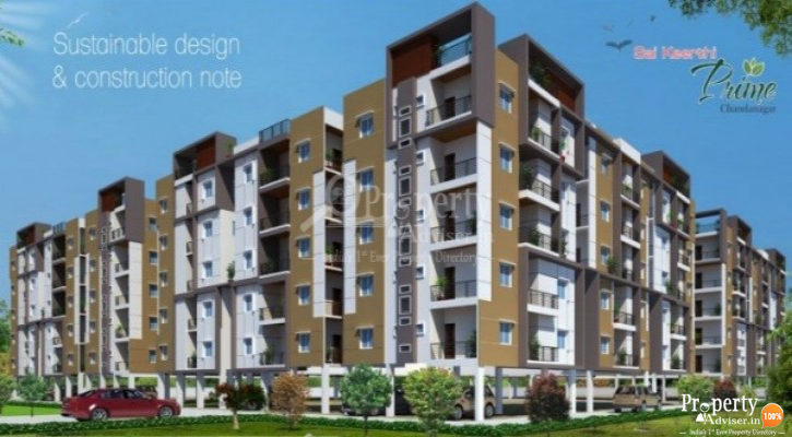 Sai Keerthi Prime in Chanda Nagar updated on 08-Aug-2019 with current status