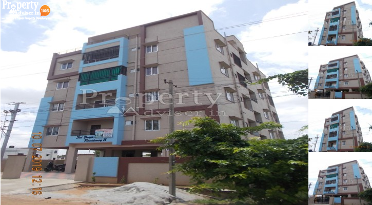Sai Pooja Residency 2 in Macha Bolarum updated on 20-Aug-2019 with current status