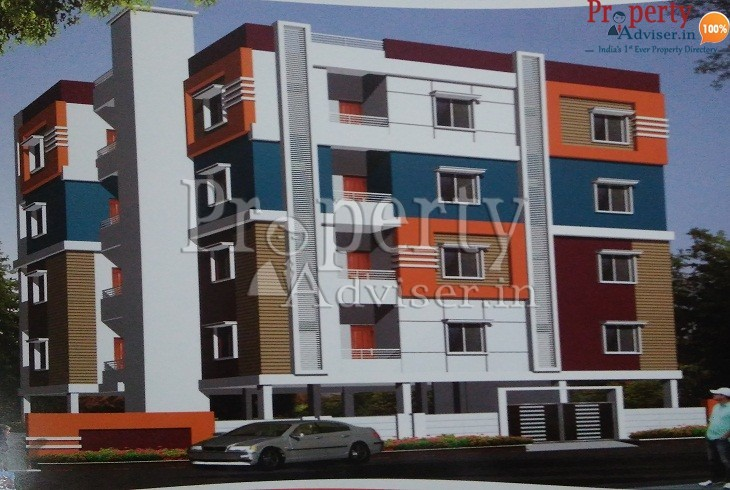 Sai Sree Residency apartment at Chintal Hyderabad is ready to buy