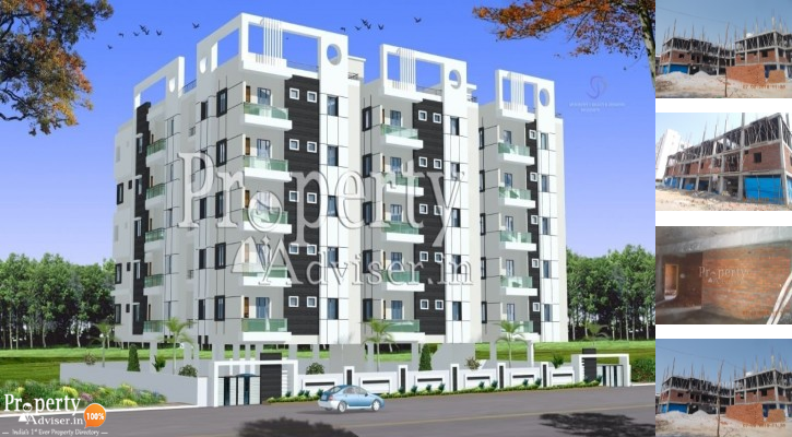 Sanjeev Reddy Residency APARTMENT in Miyapur - 2668
