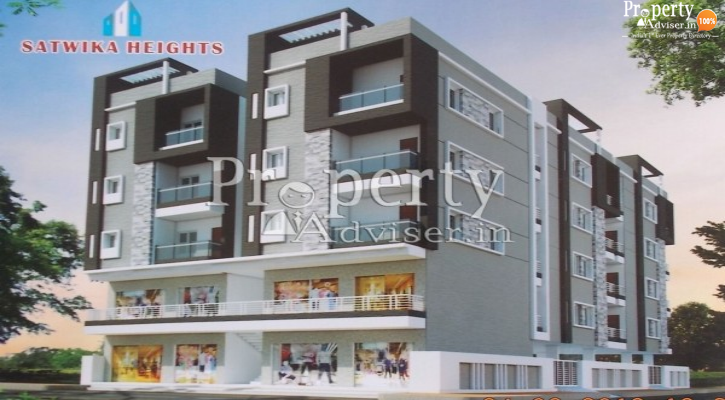 Satwika Heights Apartment Got a New update on 23-Apr-2019