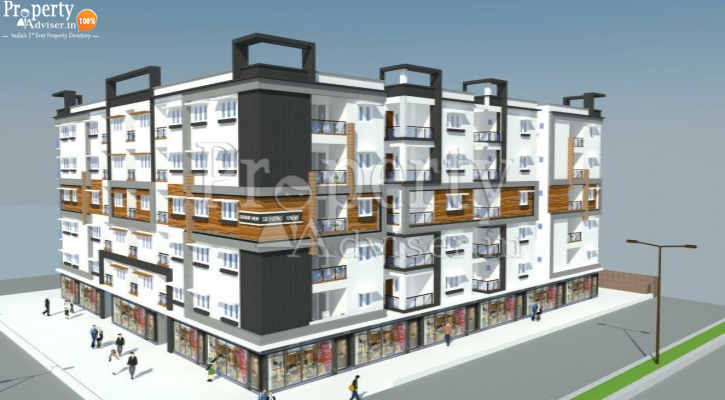 Serene View  in Madinaguda updated on 04-Jun-2019 with current status
