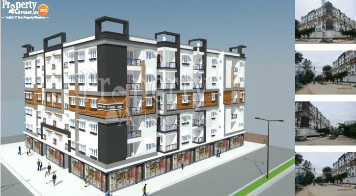Serene View  in Madinaguda updated on 13-Aug-2019 with current status