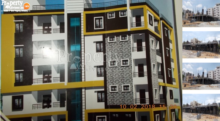 Seven hilz Residency  in Gajularamaram updated on 24-May-2019 with current status