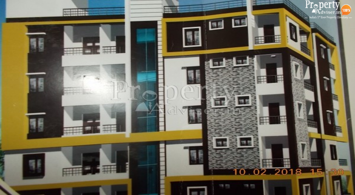 Seven hilz Residency  in Gajularamaram updated on 29-Apr-2019 with current status