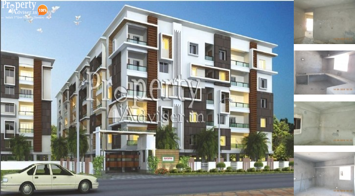 Shanta Sriram Chalet Meadows - A in Musheerabad updated on 21-May-2019 with current status