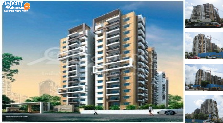 Silpa RV Dharmista Wing A&B in Miyapur updated on 13-Aug-2019 with current status