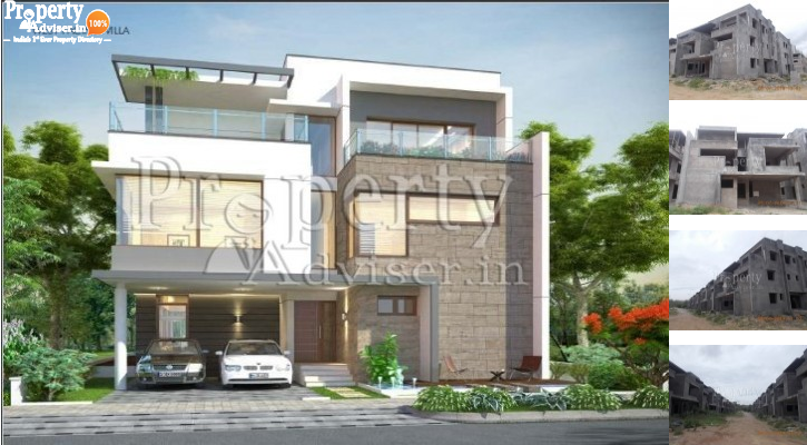 Spring Valley in Manikonda updated on 15-Jun-2019 with current status