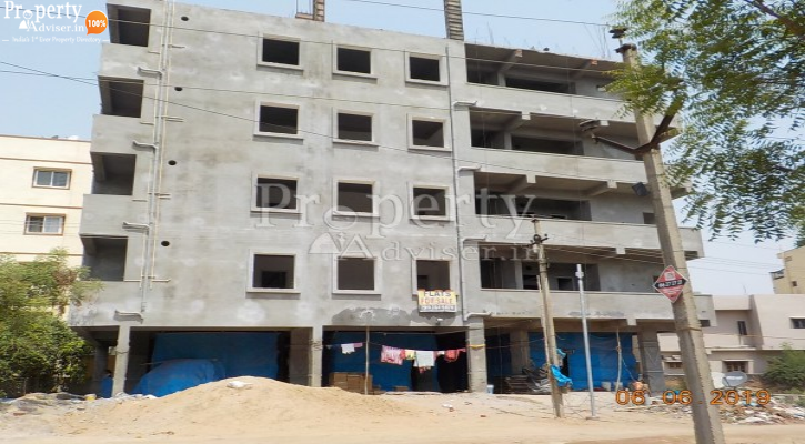 SR Residency in Miyapur updated on 07-Jun-2019 with current status