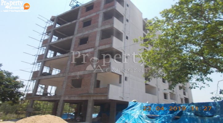 SR Topaz in Pragati Nagar updated on 24-Apr-2019 with current status