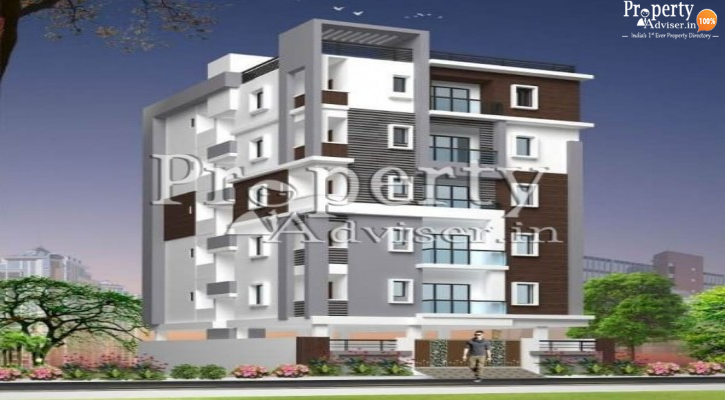 Sree Hanuman Apartment in Manikonda - 2814