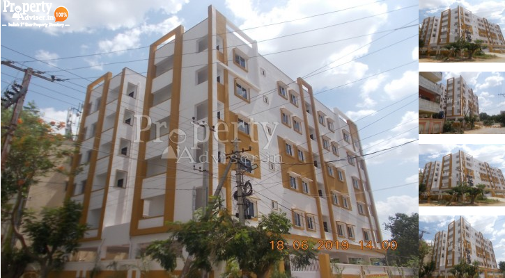 Sri Sai Balajis Green Ingrid in Kompally updated on 20-May-2019 with current status