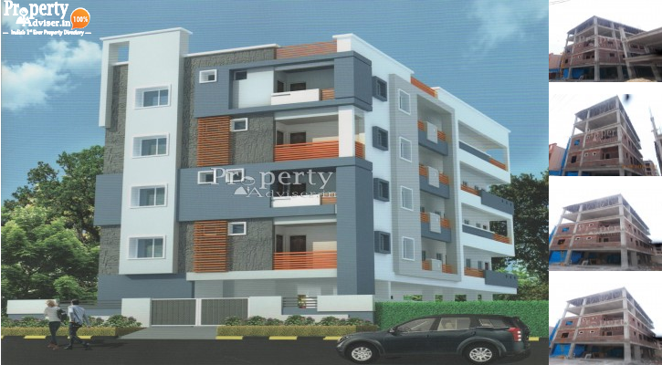 Sri Sai Enclave - A Apartment in Chinthal - 2944