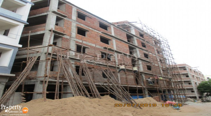 Sri Sai Heights Apartment Got a New update on 22-Jun-2019