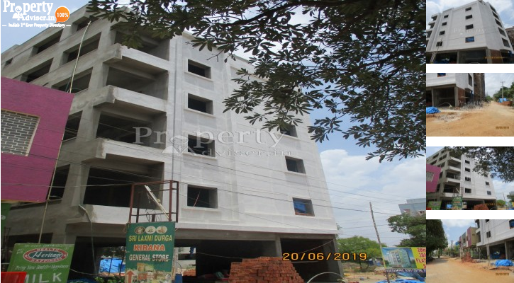 Sri Sai Residency in Pragati Nagar updated on 23-May-2019 with current status
