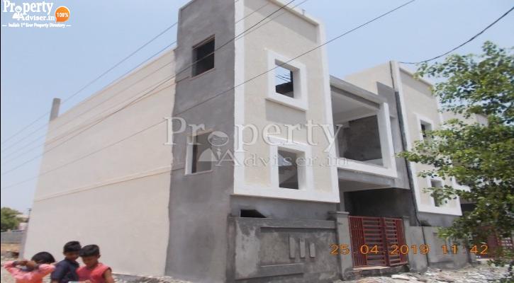 Srinivas Homes Independent house Got a New update on 26-Apr-2019